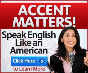 american accent course